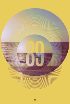 89 Poster by Oslo #a3 #geometry #oslo #vintage #poster #89