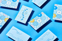 Wheelies Branding - Mindsparkle Mag Beautiful branding for Wheelies designed by Stitch Design Co. #logo #packaging #identity #branding #design #color #photography #graphic #design #gallery #blog #project #mindsparkle #mag #beautiful #portfolio #designer