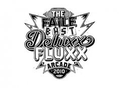 The Faile Bast Deluxx Fluxx Arcade at Lazarides, London | Curatedmag.com #type #illustration
