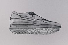 #airmar1 #nike #sneakers #art #3d #shoe #concrete #printing #design #handmade #craft #airnax