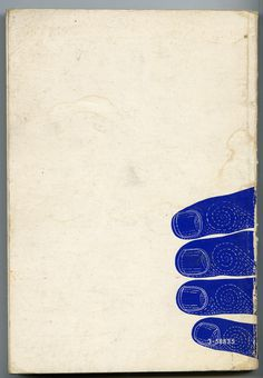 All sizes | Practical English Handbook (Back) | Flickr Photo Sharing! #handbook #print #book #fingers #blue