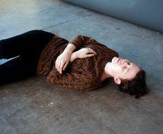 surealists:Rebecca Brewer #reclining #figure #light #mood #colour