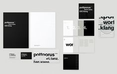 Looks like good Graphic Design by Raffael Stüken #identity