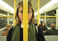 Doublefaced by Sebastian Bieniek #inspiration #photography #portrait