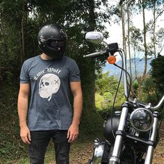 💀Camiseta Skully💀 Envió gratis a todo Colombia 🇨🇴 Whatsapp: 3146159148 Online Shop: www.lonewolfmotorcycle.co