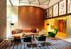 Room Mate Hotel in Milan - #decor, #interior, #hotel