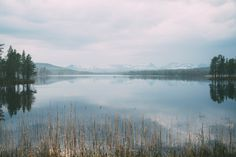 jonadahl.tumblr.com - North of sweden #sweden #nature #lake