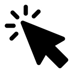 See more icon inspiration related to arrow, pointer, mouse, cliker, arrows and clicking on Flaticon.