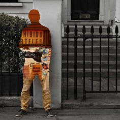 Street Memories: Surreal Digital Collages by Nacho Ormaechea