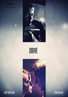 DRIVE Posters on the Behance Network