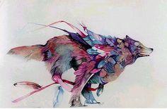 Wolf Bird