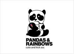 mkn design Michael Nÿkamp #ass #rainbows #shy #panda #kick #bolt #cute #lighting