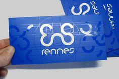 École normale supérieure de Rennes | Phileman Agence de communication et de design Nantes / Lorient #logotype #university #print #design #structure #grid #brand #identity #logo #selection