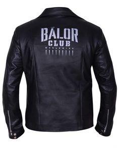 Fergal Devitt Leather Jacket