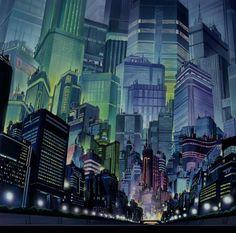 "nevver: "" Neo-Tokyo, Akira """
