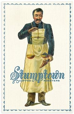 The Official Manufacturing Company / Work / Stumptown / Post & Punch #type #illustration #vintage
