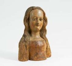 The Rhineland, the bust of Saint Ursula