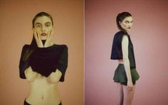 Fashion Photography by Hannes Caspar #fashion #photography #inspiration