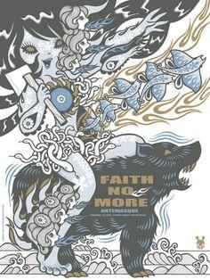 Faith No More – Antemasque