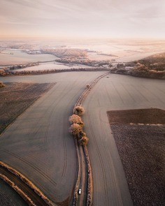England From Above: Travel Drone Photography by Tom Bridges