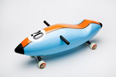 torpedo, design, toy, kids, skateboard