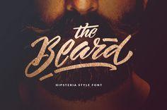 The Beard – Branded Typeface