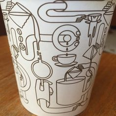 Sightglass coffee cup