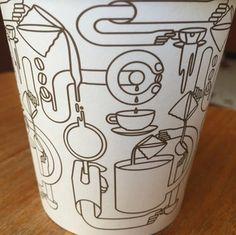 Sightglass coffee cup