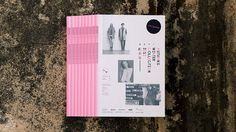 Collect Point 2012 AW *update* : THINGSIDID #fashion #graphic #winter #pink #autumn #editorial design