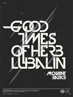 GOOD TIMES OF HERB LUBALIN by Shady Art Unltd