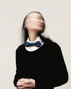 CHRISTINE #girl #movement #photo #motion #people #bowtie #photography