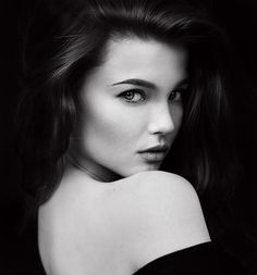 Portrait Photography by Alyssa Framm
