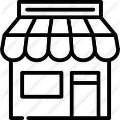 See more icon inspiration related to online shop, shopping store, commerce, groceries, shopper, business and finance, commerce and shopping and online store on Flaticon.
