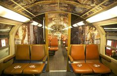 parisian-rer-train-transformed-like-versailles-2 #train