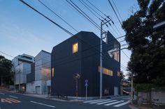 M by Jun Aoki & Associates #japanese #architecture #minimalism