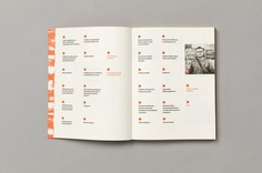 Cookbook designed by Helsinki based Bond for chef and restauranteur Kari Aihinen – Table of Contents