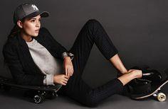 Josephine Skriver Elle Sweden November 2013 #fashion #model #photography #girl