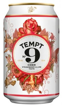 TemptCider - The Dieline: The World's #1 Package Design Website -