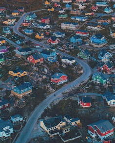 Southern Greenland From Above: Drone Photography by Lennart Pagel