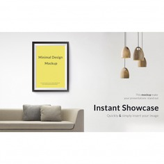Picture on white wall with sofa and lamps mock up Free Psd. See more inspiration related to Mockup, House, Template, Web, 3d, Website, Wall, Furniture, Room, White, Mock up, Living room, Sofa, Psd, Templates, Website template, Picture, Mockups, Up, Web template, Realistic, Living, Lamps, Real, Web templates, Mock ups, Mock, 3d mockup, Psd mockup and Ups on Freepik.