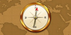Compass icon psd Free Psd. See more inspiration related to Icon, Icons, Compass, Psd, Files and Horizontal on Freepik.