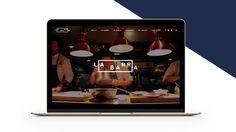 #web #ux #restaurant #gourmet #bar #website http://unbuendia.pe/proyectos/la-barra/