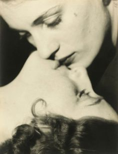 'Lee Miller and Friend' by Man Ray. Paris, 1930