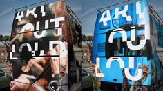 Art Out Loud for LexArts #Bus