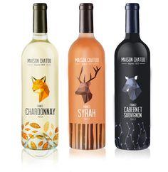 Articles de la catégorie Design Graphique #packaging #wine