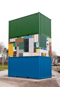 Michael Johansson | PICDIT #design #art #sculpture #objects #color