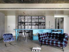 Apartment in Taipei by Ganna Design - interior design, interior, #decor, #kitchen