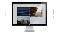 Bruno Tatsumi / Fotograma.art.br #design #css3 #website #identity #fotogramaartbr #logo #html5