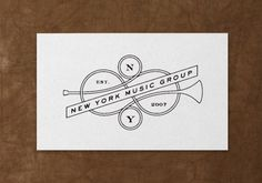 Identity / Field Study #business card