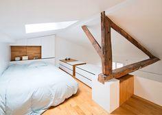 Fashionable Parisian Apartment by SABO Project - #decor, #interior, #homedecor, #furniture, #bedroom